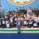 участник районного конкурса Хурматуллин Данияр